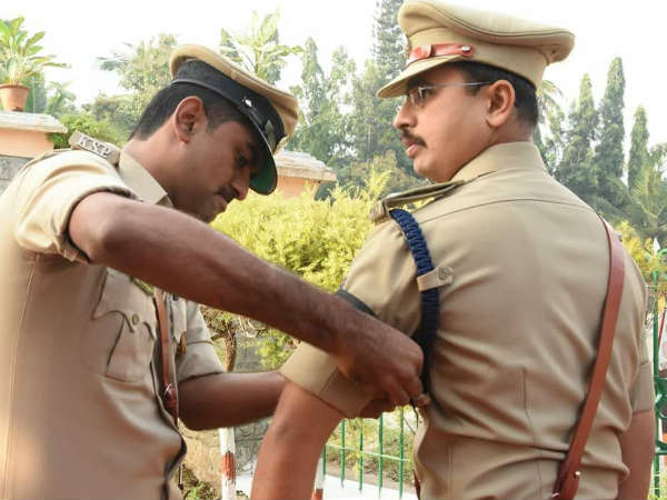 Police Martyrs' Day takes place in Mysuru