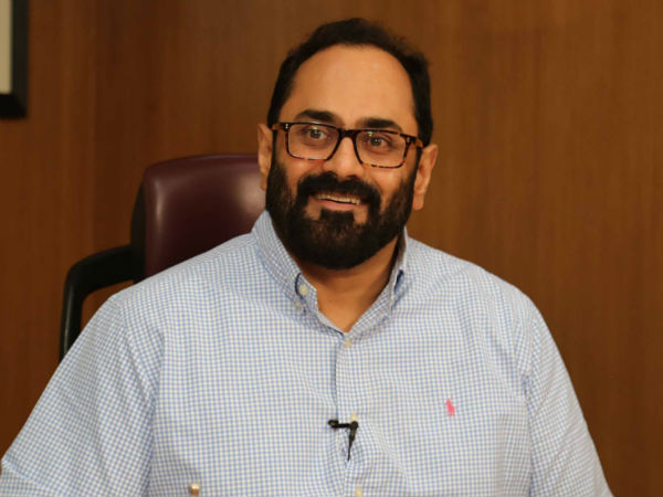 Rajeev Chandrasekhar 5 Suggestion To Telecom Sector Development