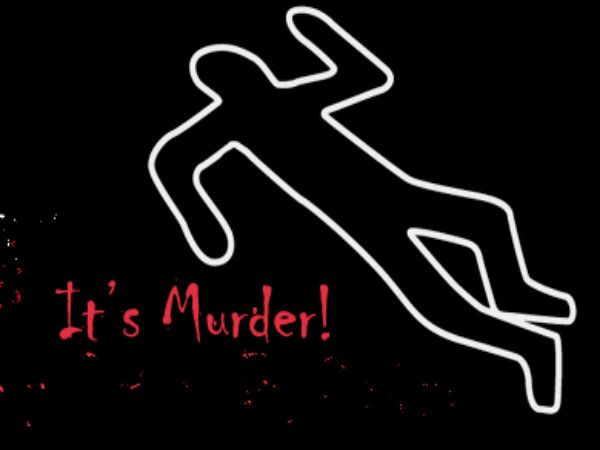 Strange People Kill A Man Infront Of His House In Mysuru