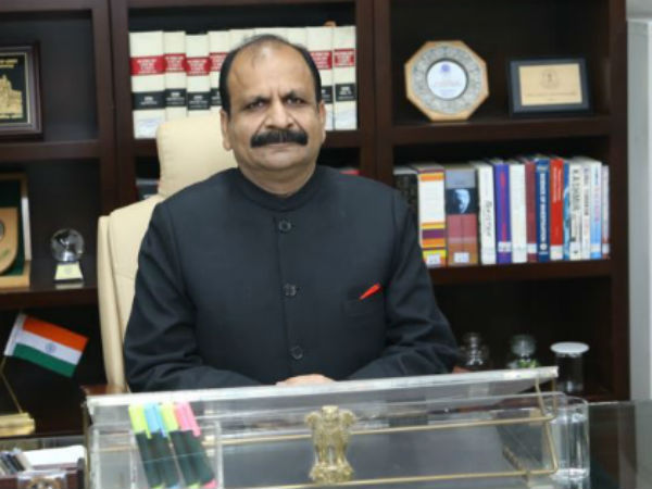 Y C Modi takes over as new NIA chief
