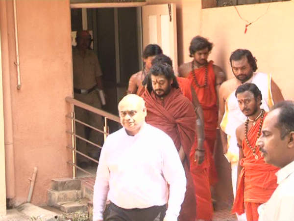 Nithyananda rape case, Ramanagara court adjourns hearing on Nov 7th