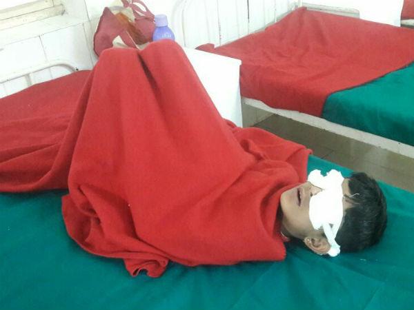 Tragic Deepavali Total 40 People Injured Firecrackers In Karnataka