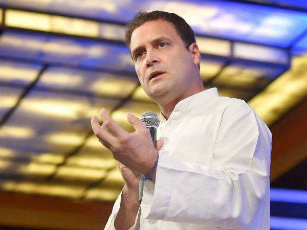 I exercise, run, swim and also hold a black belt in Martial Art : Rahul Gandhi