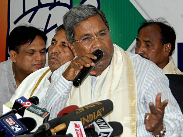 One lakh houses for weaker sections in Bengaluru : Siddaramaiah