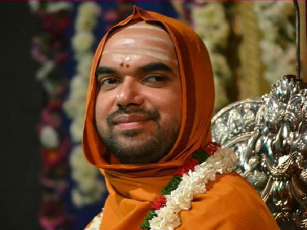 Bengaluru Civil Court Disposed Case On Raghaveshwara Seer No Illicit Relationship