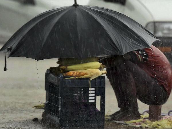 ಅಕ್ಟೋಬರ್ 18ರ ತನಕ ಬೆಂಗಳೂರಲ್ಲಿ ಮಳೆ ಮುನ್ಸೂಚನೆ