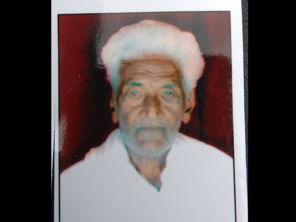 Suspect Of Old Man Washed Away In Arkavathy River
