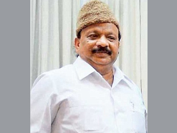 Complaint Lodged Against Minister Roshan Baig In Puttur Station