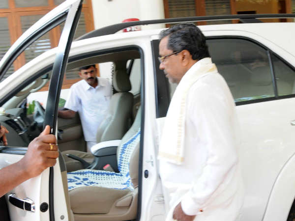 Cm Siddaramaiah Rules Reducing Vat On Petrol Diesel