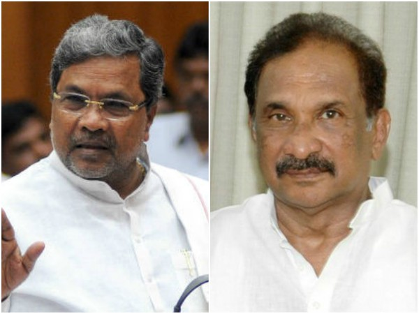 There is no need to resign, KG George can not influence the CBI: Siddaramaiah