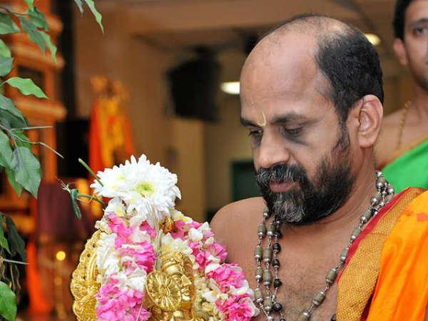 ಸಿಂಗಪುರದಲ್ಲಿ ಶ್ರೀ ಸುಗುಣೇಂದ್ರ ತೀರ್ಥರೊಂದಿಗೆ ಸಂವಾದ