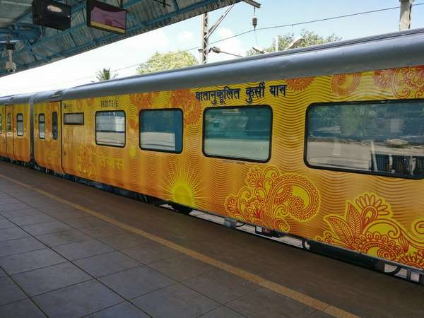 24 Passengers Hospitalised Due To Food Poisoning On Board Tejas Express Train