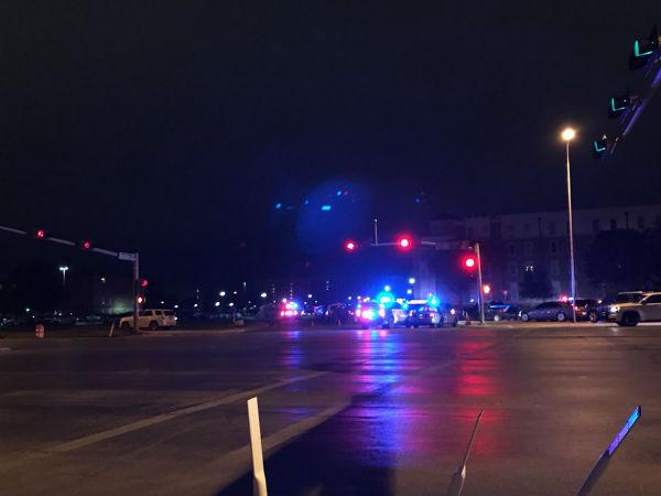 Texas Tech University Shootout A Police Officer Dies