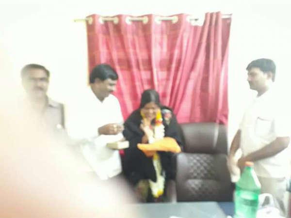 Bagalkot Controversy Meti Issue Victim Vijayalakshmi Birthday