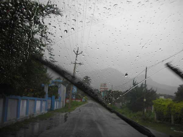 Weather forecast for October 31: Heavy rains to continue in Chennai