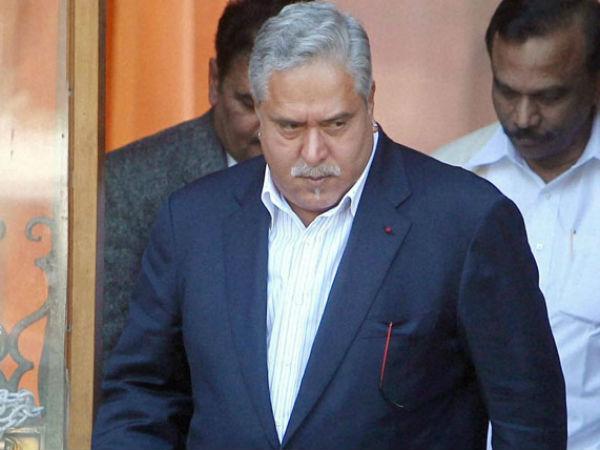 Vijay Mallya Laundered Rs 500 Crore Says Ed