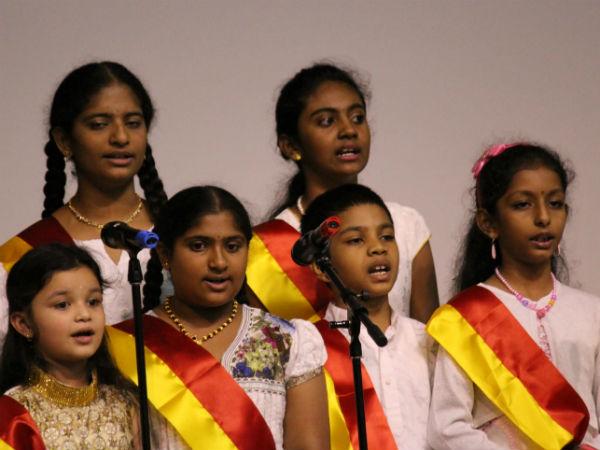 Kannadigaru Dubai Balaga Celebrates Kannada Rajyotsava