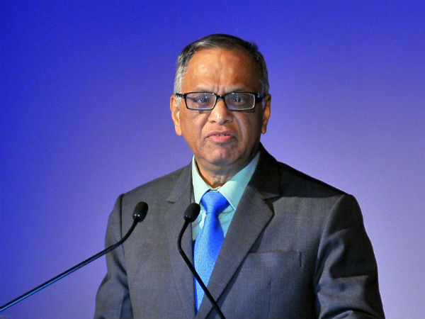 Now Everything Is Ok In Company Infy Murthy Praises Nilekani