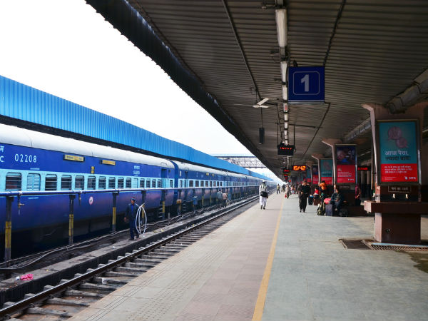 South western railway has changed Hubbli-Chikkabenakal daily train timings