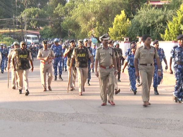 Madikeri Police Has Arrests Mla And Hindu Activists For Protest Against Tipu Jayanti