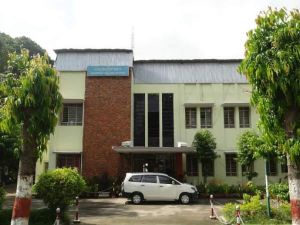 Ivory Missing Adgp Kamal Pant Visits Sp Office