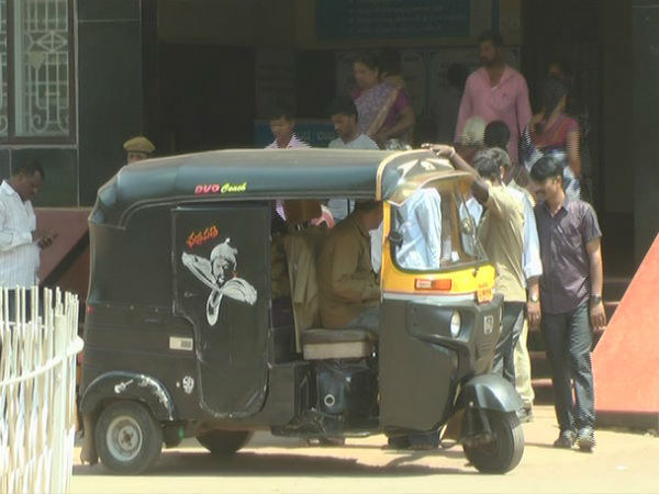 No auto driver is ready to go by the meter in Hubballi