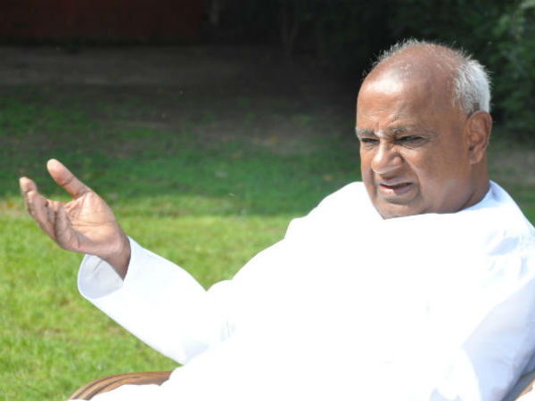 Devegowda opens up on KPME, says its congress mistake