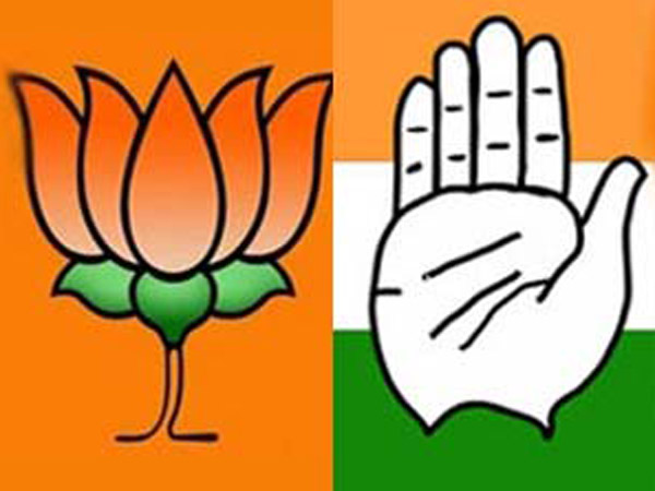 Bjp Congress Workers Clash In Surapura