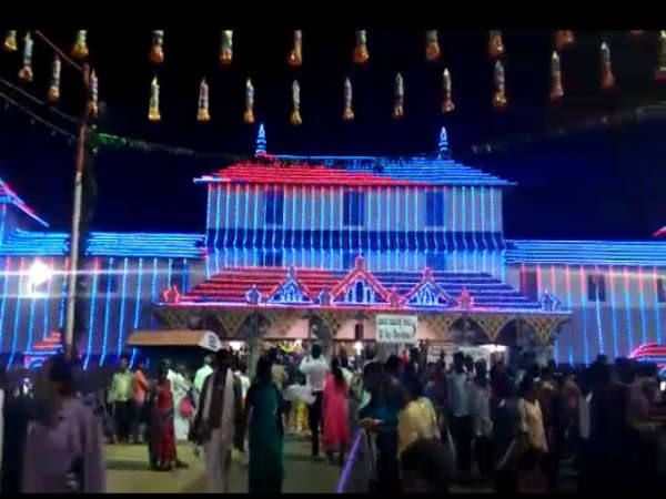 Laksha deepotsava begins at Dharmasthala from today