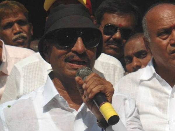 Kannada Activist Vatal Nagaraj Arrested
