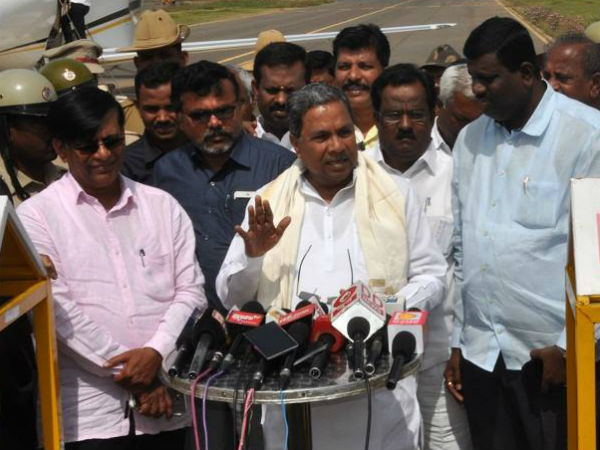Let him release documents says Siddaramaiah