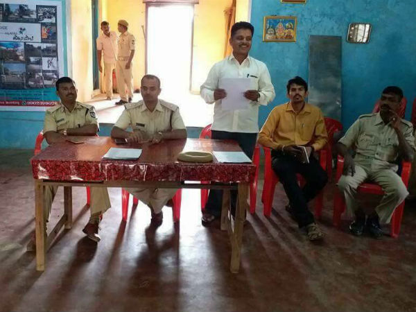 'Yuvaa Brigade' lecture to police, ADGP advised for probe