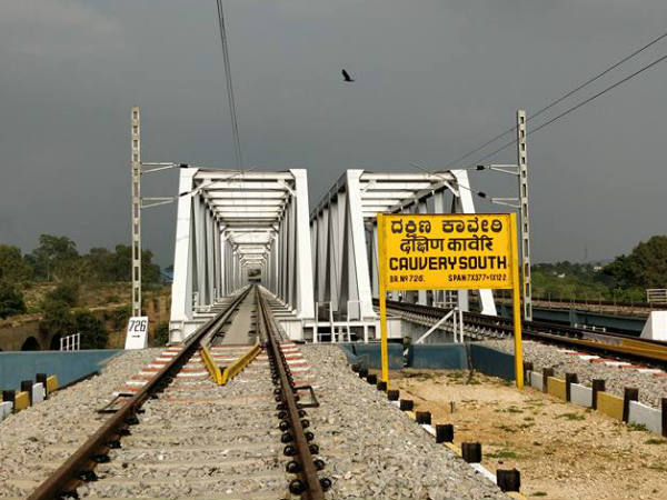Bengaluru Mysuru Railway Double Track To Open On November
