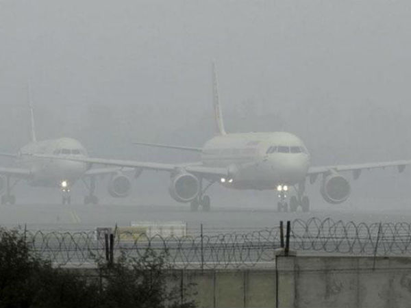 Flights delayed in Kempegowda International Airport due to fog
