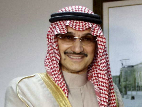 Saudi Arabia Arrests 11 Princes, Including Billionaire Talal