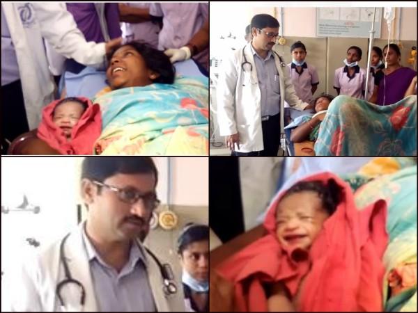 Bagalkot Private Hospital Doctors Strike Dr Manohar Saves Pregnant