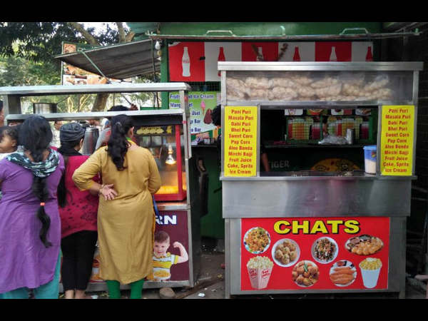 Snacks and food too costly in Bandipur