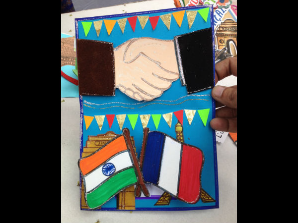 Bonjour India Inter school French Festival November 17th to 25