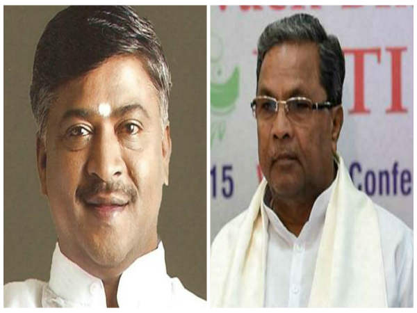Vartur Prakash challenged Siddaramaiah to stand independent and win in the upcoming polls