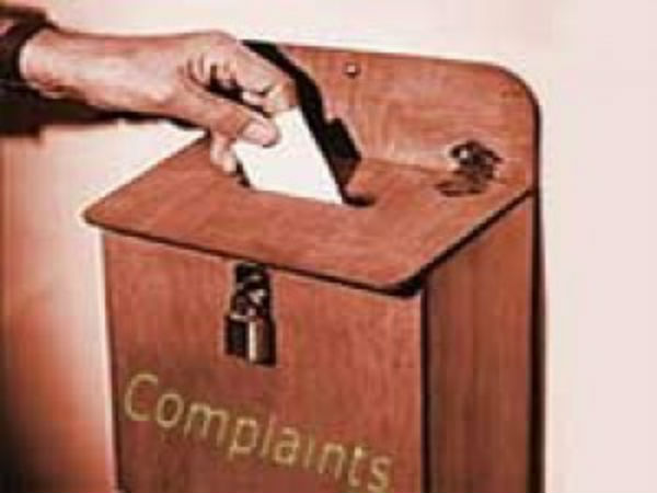 Negligence about complaint box in police stations