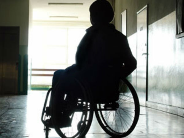 Goa: Disabled Girl Denied Entry With Wheelchair In Temple