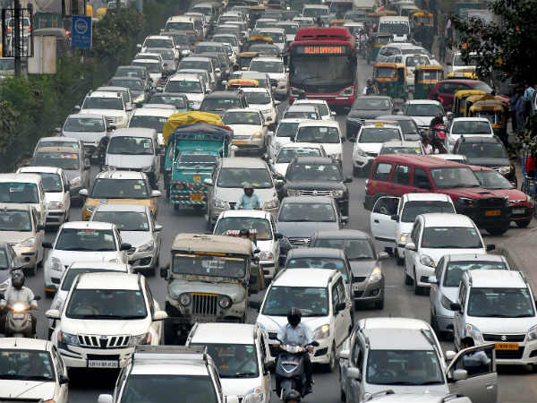 Four Lakh Old Four Wheelers Will Be Seized In Ncr