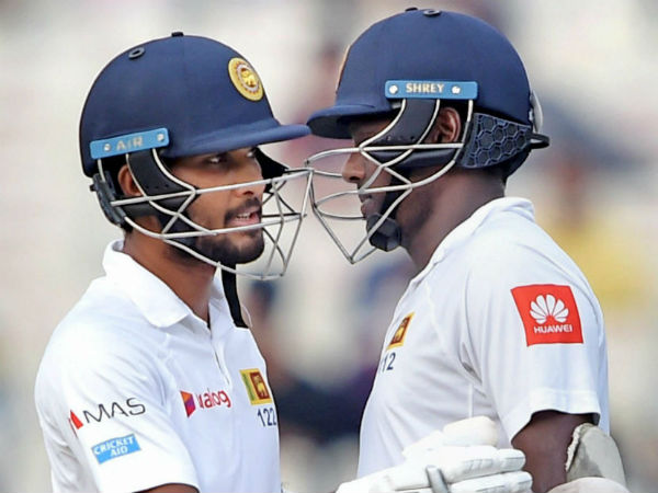 Kolkata Test Day 4 Sri Lanka Match Report