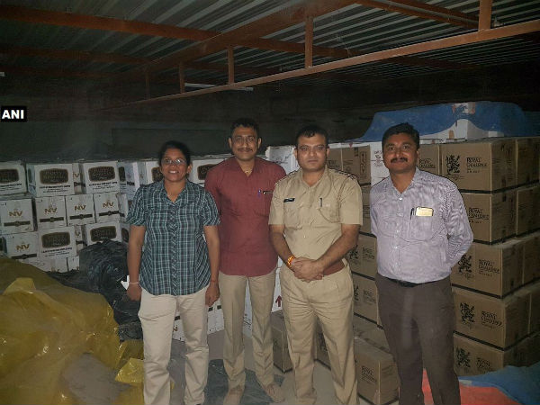 Gujarat Police seized 75,968 bottles of liquor worth Rs 2.2 crore