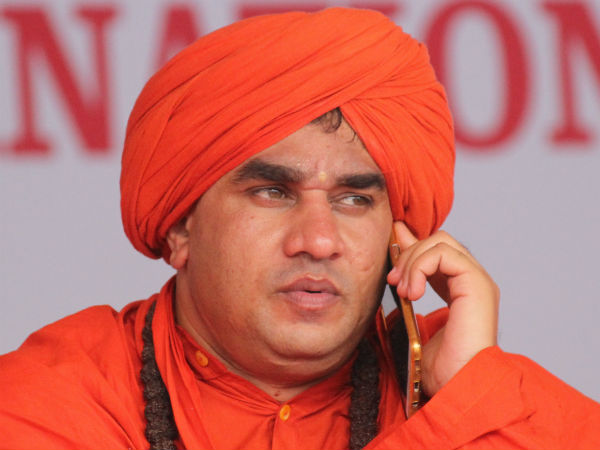Court notice to Jayamruthyunjaya Swamiji's to attend hearing
