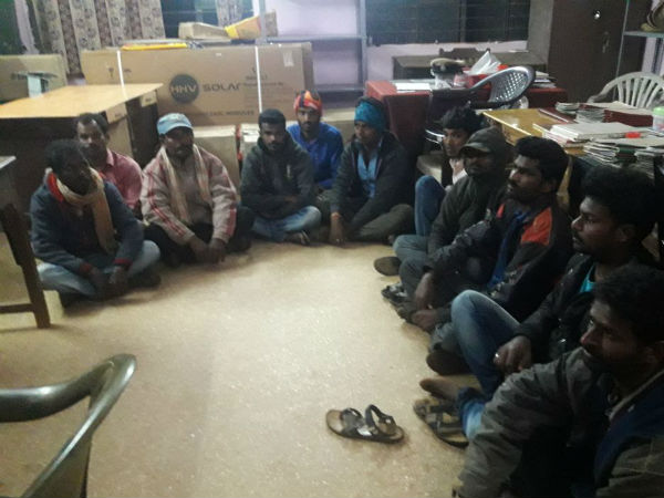 Shivamogga Crime Branch Police Has Arrest 11 People For Involvement In Illegal Sand Mining