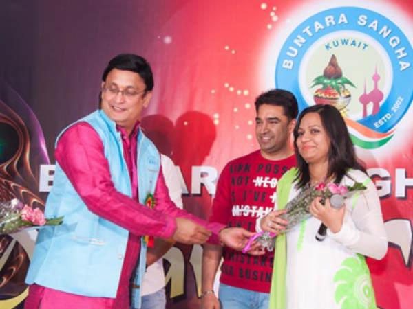 Kuwait Bunts Celebrate Deepavali Festival