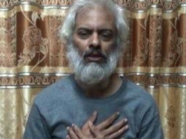 Father Tom Uzhunnalil who rescued from Yeman visited Hassan today