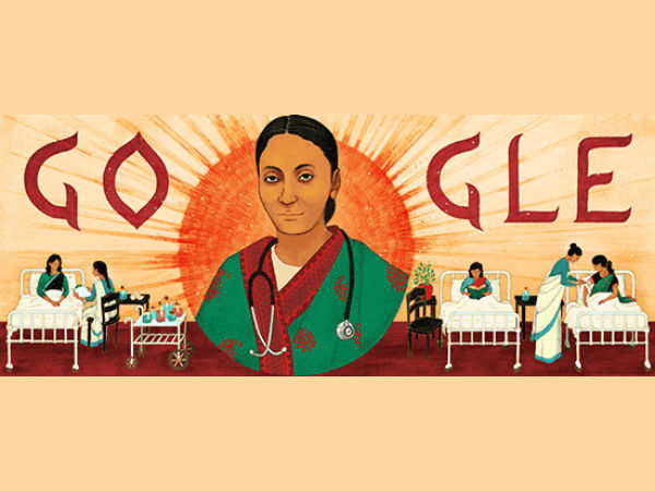 Google respect to Indian social reformer
