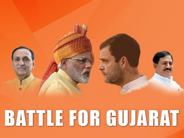 Gujarat Assembly Election 2017 Bjp Congress Who Is In Better Position